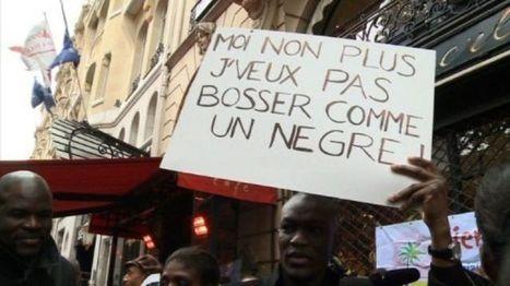 «Etre noir en France, c'est toujours avoir à s'excuser pour sa couleur» | Remue-méninges FLE | Scoop.it