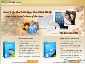 Offre promotionnelle : uRex iPad DVD Ripper  gratuit pour Thanksgiving ! | Freewares | Scoop.it