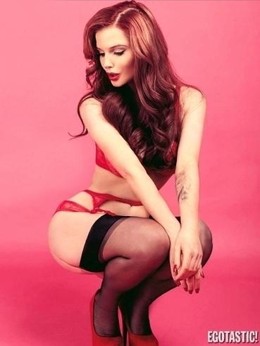 Helen Flanagan Lingerie Photoshoot - Front Page Buzz | Women | Scoop.it