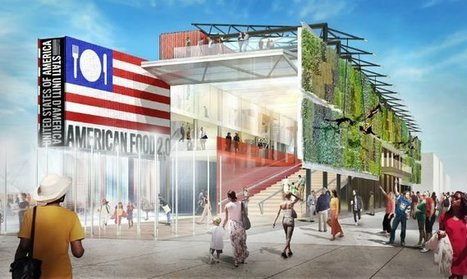 The World's Largest Vertical Farm and More Amazing Exhibits at This Year's World's Fair | Vertical Farm - Food Factory | Scoop.it