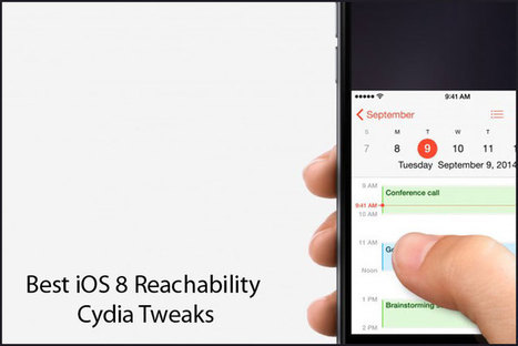 Best Reachability Cydia Tweaks for iOS 8: Make the Best Use of This iOS 8's Exclusive Feature | Cydia Tweaks | Scoop.it