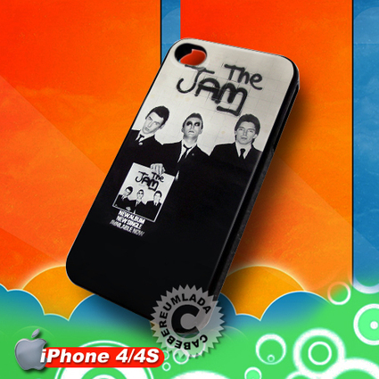 The Jam Extar Extras iPhone 4 4S Case for sale | Customizable Smart Phone Cases | Scoop.it