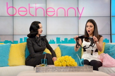 Is Bethenny Frankel selling gifts from talk show guests on eBay?   The Real Housewives News & Gossip   Scoop.it