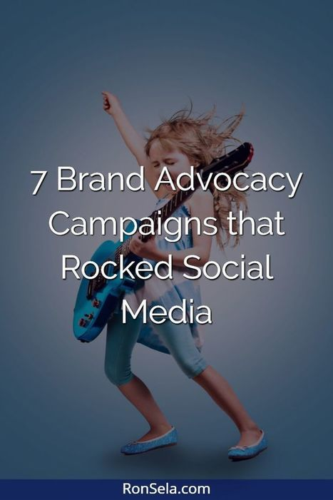 Brand Advocacy Campaigns that Rocked Social Media | Digital Brand Marketing | Scoop.it