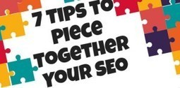 Infographie : Les médias sociaux pour améliorer le SEO | SEO | Scoop.it