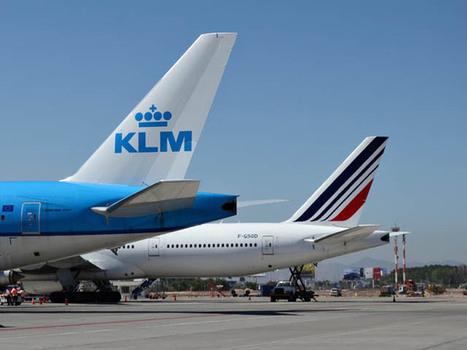 """Trafic Air France-KLM : en hausse malgré la grève   Office de Tourisme """"Roissy, Clé de France""""   Scoop.it"""