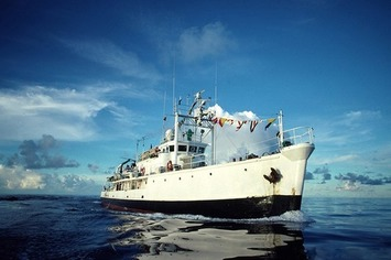 Calypso set to sail again! #scuba #cousteau | Scuba Diving News | Scoop.it