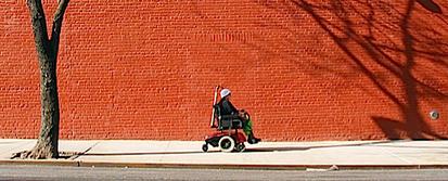 L'accessibilité de la ville à travers le handicap   great buzzness   Scoop.it
