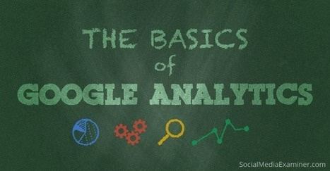 The Basic of Google Analytics | Online Visibility | Scoop.it