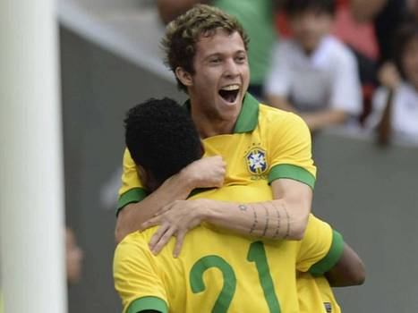 Wold Cup 2014: Brazil star caught in Ukraine   Business Video Directory   Scoop.it