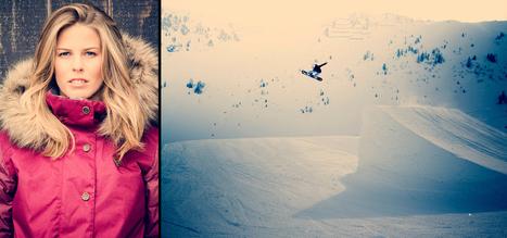 [SNOW SKI] Tendances Outerwear 2013 : Choisir sa tenue de ski ! | Les femmes et les marques de sport | Scoop.it