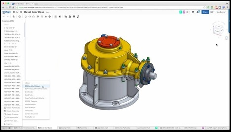 Onshape launches commercial release | 4D Pipeline - trends & breaking news in Visualization, Mobile, 3D, AR, VR, and CAD. | Scoop.it