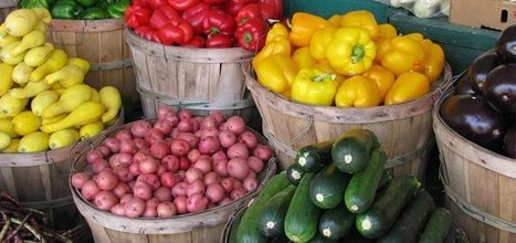 Farm Fresh: Exploring Pittsburgh's Many Markets | DoubleTree Pittsburgh Downtown | Scoop.it