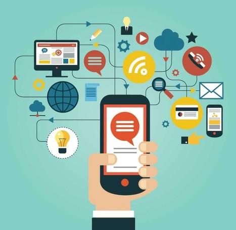 Les 10 applications mobiles qui vous aident au quotidien | Veille professionnelle des Bibliothèques-Médiathèques de Metz | Scoop.it