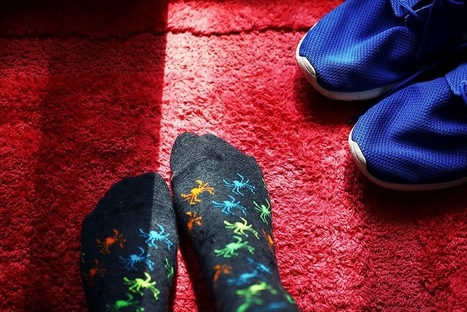 Would You Subscribe to a Sock Club? | India Fashion, lifestyle and travel | Scoop.it