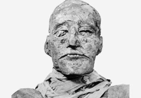 El faraón Ramsés III fue degollado - Arqueología, Historia Antigua y Medieval - Terrae Antiqvae | Art and Spaces | Scoop.it