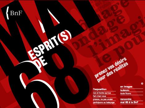 #136 ❘ MAI 68 | # HISTOIRE DES ARTS - UN JOUR, UNE OEUVRE - 2013 | Scoop.it