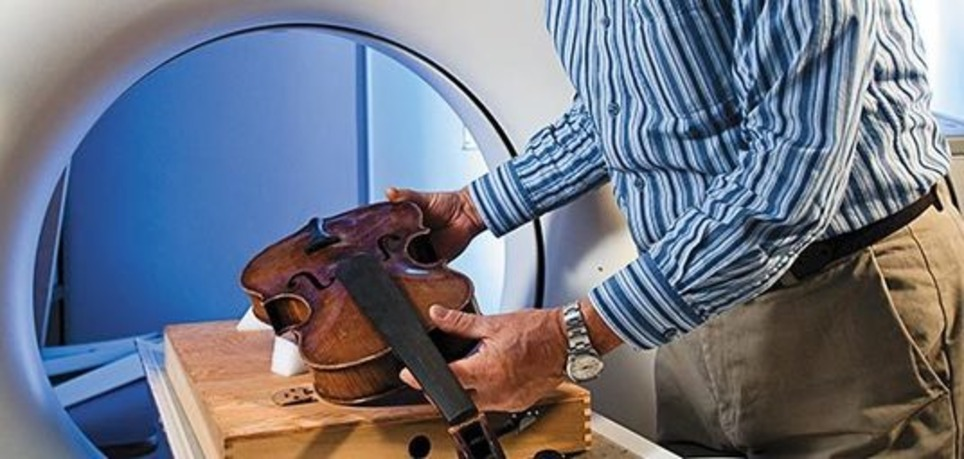 Would you believe it? CAT scanner used to replicate perfect Stradivarius | Muzibao | Scoop.it