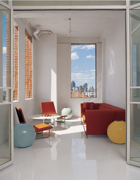 Before & After: Two-Story, 20,000-Foot Factory Penthouse | Designs & Ideas on Dornob | Rendons visibles l'architecture et les architectes | Scoop.it