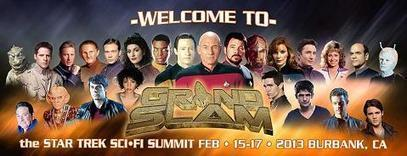 Creation's Grand Slam: The Star Trek Sci Fi Summit XVII, 2/16/13 - Blogcritics.org (blog) | Steampunk Elsewhere | Scoop.it