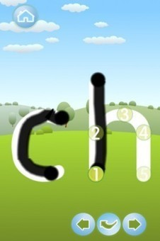 Teach your kids to read and write with Pre-K Letters and Numbers for iPhone and iPad | iMore | Using iPad's in the Classroom | Scoop.it