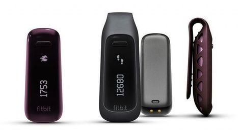 Survival Of The Fittest: iPhone Accessory Maker Fitbug Sues Fitbit For ... - Cult of Mac | Entertainment And Gadgets | Scoop.it