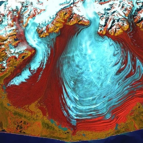 Six Great Remote Sensing Images | Geography Education | Scoop.it