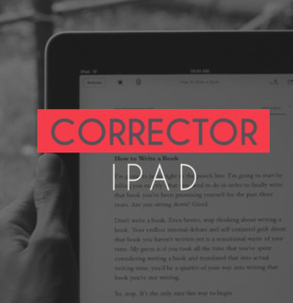 Corrector ortogràfic i iPad | iPad classroom | Scoop.it