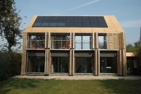 Maison passive: le principe! | Bien comprendre et choisir ses menuiseries | Maisons BBC RT2012 | Scoop.it