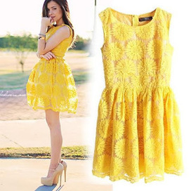 Peggyz Place: Hot Yellow numbers | Fashion and lifestyle trends | Scoop.it