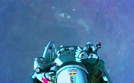 Felix Baumgartner's Space Jump Gave Red Bull Social Media Wings | Business Futures | Scoop.it