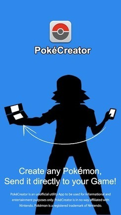 PokéCreator For Pokémon v2.5 APK Free Download | Anything | Scoop.it