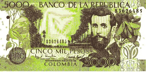 COP - Colombian Peso rates, news, and tools   Colombia, Blade Campbell   Scoop.it