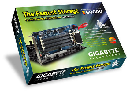 Gigabyte's i-RAM: Affordable Solid State Storage | HUng | Scoop.it