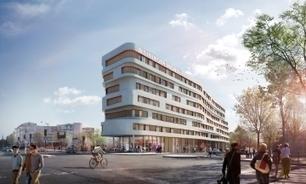 L'hôtel Meininger dévoilé : magnifique ! | DVVD Architectes Ingénieurs Designers | Scoop.it