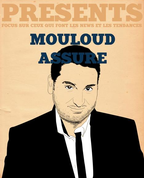 Presents Magazine - Mouloud Assure   Creative Art Moodbook   Scoop.it