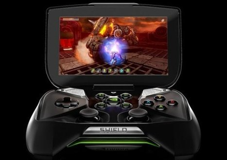 Nvidia's Android-powered Shield console gets a price and a launch window | Interesting News | Scoop.it