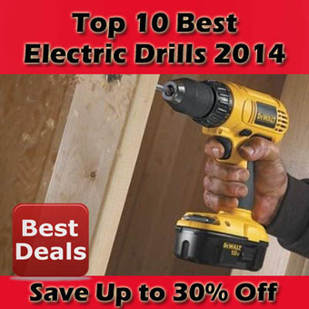 Best Electric Drills 2014 | BestList | Scoop.it