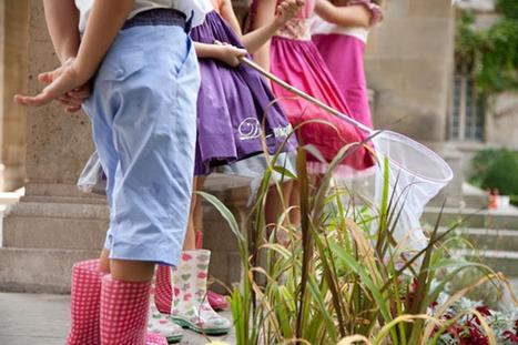 Comment habiller ses enfants d'honneur ? - THE cérémonie laïque   La revue de presse des Cortèges de Garance   Scoop.it