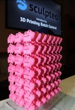 L'impression 3D pourrait changer la façon de faire les courses | La communication digitale & l'E-business | Scoop.it