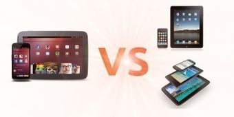 Le match : Ubuntu Touch VS iOS et Android | Geek or not ? | Scoop.it