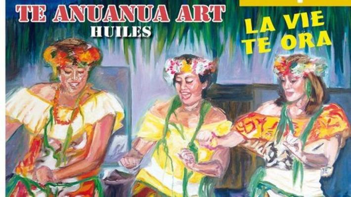 Te Anuanua Art expose à la Maison de la Culture | Polynésie 1ère | Kiosque du monde : Océanie | Scoop.it