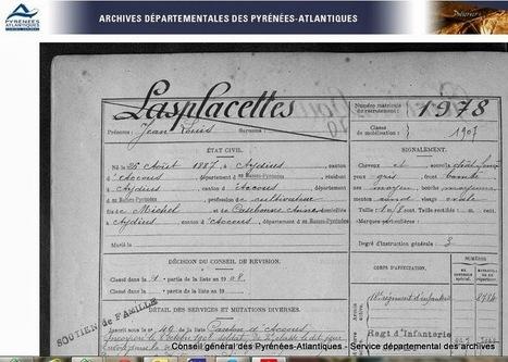 Retours vers les Basses-Pyrénées: Lasplacettes Jean-Louis,condamné à mort,fusillé ...   GenealoNet   Scoop.it