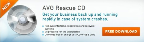 AVG   Rescue CD   PC Rescue and Repair Toolkit   ICT Security Tools   Scoop.it