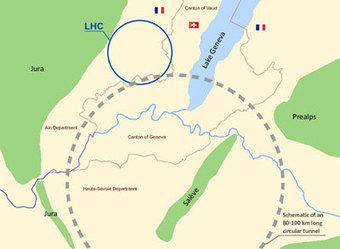 CERN kicks off plans for LHC successor | Amazing Science | Scoop.it