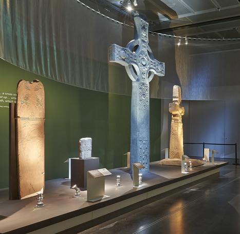 Stèles et croix médiévales en pierre | L'actu culturelle | Scoop.it