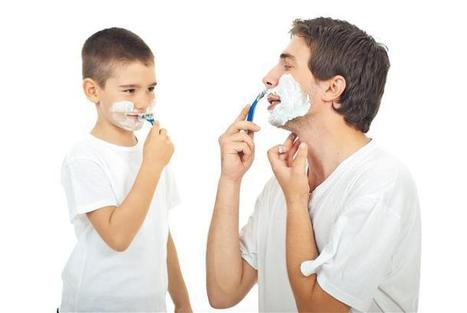 The Power of Imitation: Fathers' Secret Weapon for Child Training Success - Family Life Center   Byť otcom!   Scoop.it