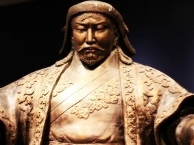 Genghis Khan - Facts & Summary - HISTORY.com | Our Drama in the Human Experience | Scoop.it