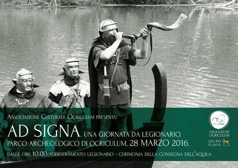 A Otricoli, legionari per un giorno | UmbriaTouring.it | Umbria & Italy | Scoop.it