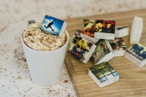 Boomf, vos photos Instagram sur des Marshmallows | Les Gourmands 2.0 | Actu Boulangerie Patisserie Restauration Traiteur | Scoop.it